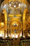 Palatine Chapel - Palermo, Sicily Royalty Free Stock Photography