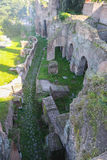Palatine Heuvel in Rome Stock Foto's