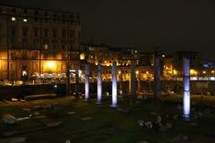 Palatine heuvel van Rome in Italië Stock Afbeelding