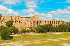 Palatine Hill Rome, Italy Stock Photography
