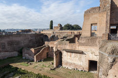 Palatine Hill Stock Image