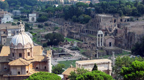 The Palatine Stock Photo