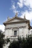 Palatino ruins in Rome, Italy Royalty Free Stock Image