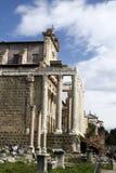Palatino ruins in Rome, Italy Stock Photos