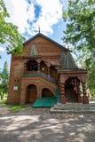 Palatslika salles för medeltida ryssadel och kammare, Uglich, Ryssland Royaltyfri Foto