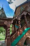 Palatslika salles för medeltida ryssadel och kammare, Uglich, Ryssland Arkivfoto