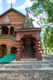 Palatslika salles för medeltida ryssadel och kammare, Uglich, Ryssland Royaltyfri Fotografi