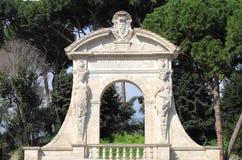 Palatynu portal Zdjęcie Stock