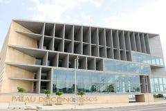 Palau de Congressos de Palma Fotografia Stock