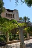 Palau de l'Almudaina Immagini Stock
