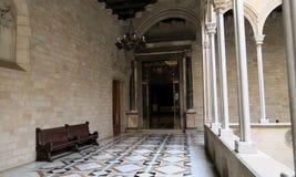 Palau de la Generalitat lizenzfreies stockbild