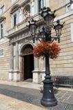 Palau de la generalitat, Barcelona Royalty Free Stock Photo