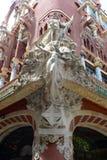 Palau de la Música Catalana, Barcelona, Spain Stock Image