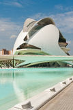 Palau De Les Arte Imagens de Stock Royalty Free
