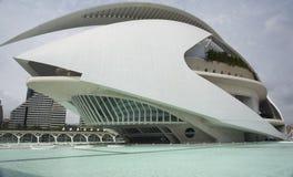 The Palau de Les Arts Stock Photos
