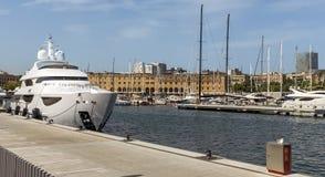 Palau de Mar Royalty Free Stock Image