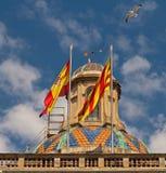 Palau Generalitat Royalty Free Stock Image