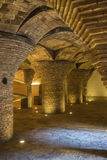Palau Guell - Барселона - Испания стоковое фото rf