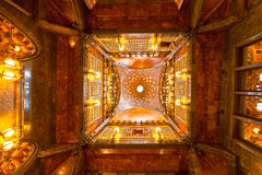 Free Palau Guell, Barcelona, Spain. Stock Image - 23849901