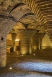 Palau Guell - Barcelona - Spanje Royalty-vrije Stock Foto
