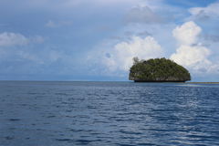 Palau. Daily life and surroundings Stock Photography