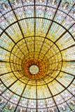 Palau Música Catalana, Barcelona Royalty Free Stock Photography