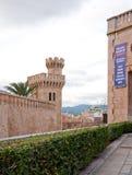 Palau Museu Marzec Zdjęcia Royalty Free