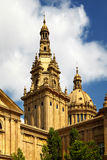 Palau Nacional Royalty Free Stock Images
