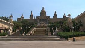 Palau Nacional, Barcelona, Espanha filme