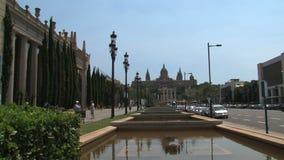 Palau Nacional, Barcelona, Espanha, filme