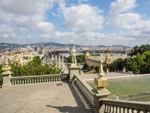 Palau Nacional Royalty Free Stock Photography