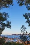 Palau port, Sardinia. Royalty Free Stock Images