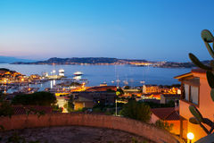 Palau port, Sardinia. Stock Photo
