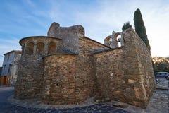 Palau Sabardera, España fotografía de archivo