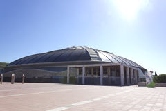 The Palau Sant Jordi Stock Images