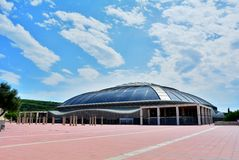 Palau Sant Jordi Royalty Free Stock Images
