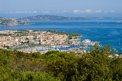 Palau, Sardinia Zdjęcie Royalty Free