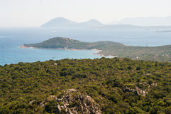 Palau, Sardinia Obrazy Royalty Free