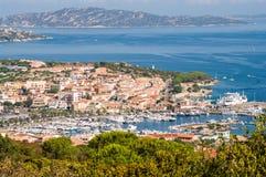 Palau, Sardinia Zdjęcia Stock