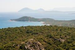 Palau, Sardinia Royalty Free Stock Images