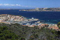 Palau - Sardinia - Italy stock photos