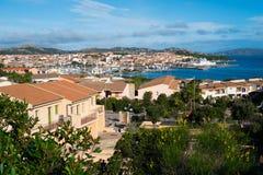 Palau, Sardinia, Italy Stock Image
