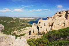 Palau, Sardinia Royalty Free Stock Photography