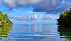 Palau State Beach Royalty Free Stock Images