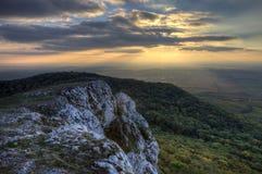 Palava, Moravia, República Checa Imagens de Stock Royalty Free