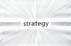 Palavras do negócio Imagem de Stock