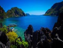 Palawan海岛 免版税库存图片