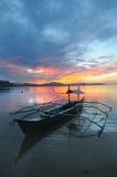 palawan的海岛 免版税库存图片