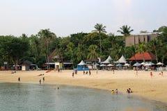 Palawan Beach - Sentosa Stock Images