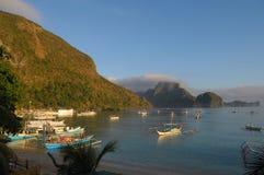 Palawan Insel stockbild